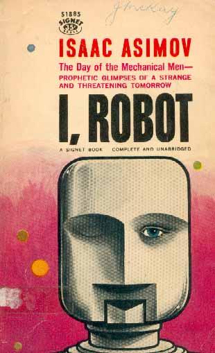 [Auteur]ISAAC ASIMOV, Robots et intelligence artificielle Asimov%20cover
